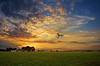 A Sunset Sonnet for Colorado's Front Range