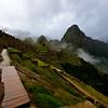 Machu Picchu Vignette - Peru