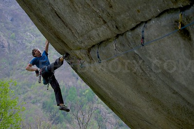 Alex Honnold, Greenspit, Italy.