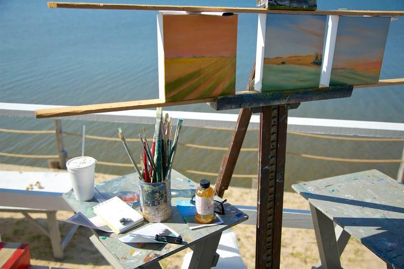 art barge
