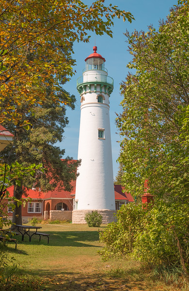 Seul Choix Point Lighthouse (CC: NC-BY-SA)