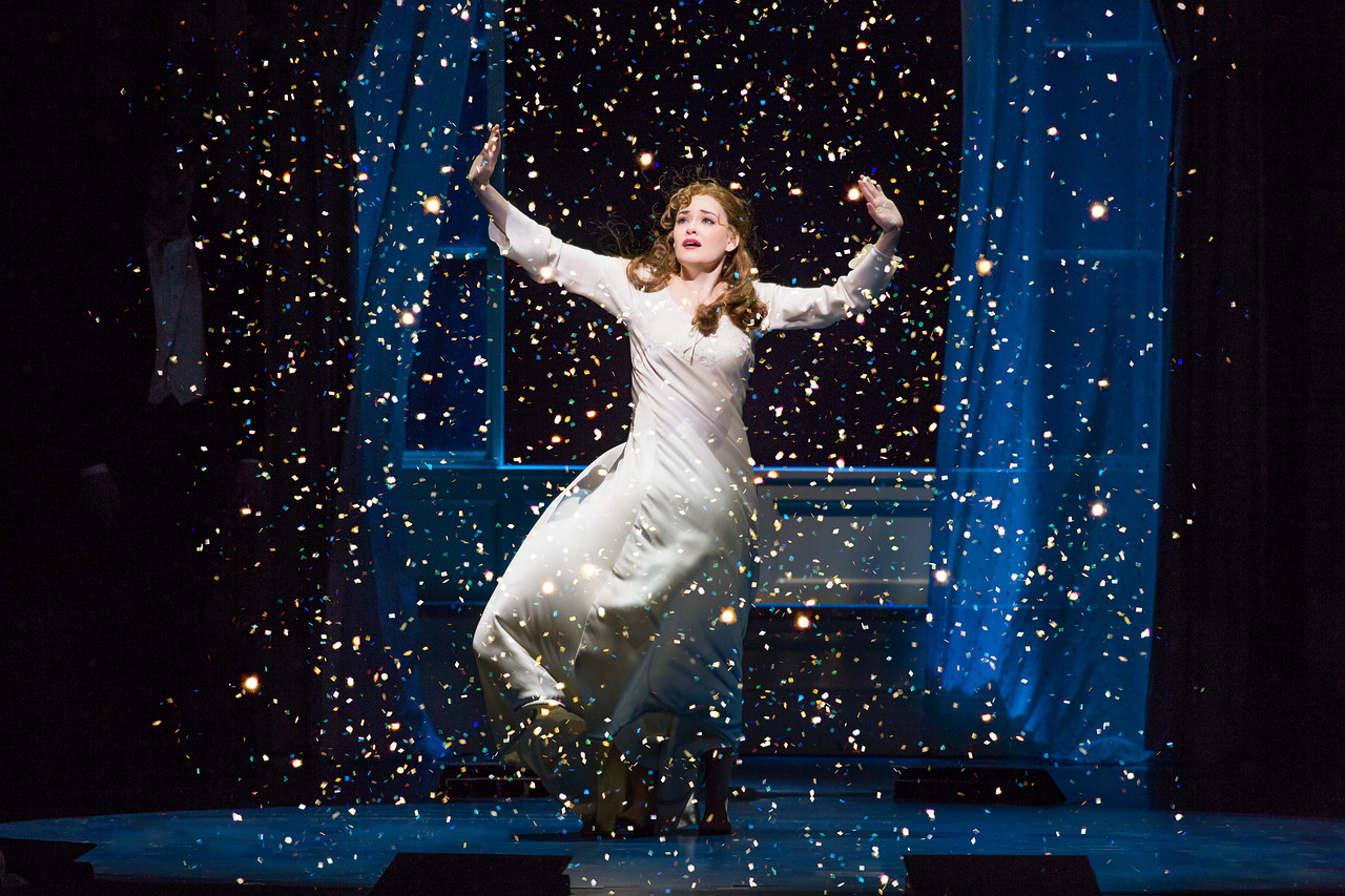 """Finding Neverland"" / First Nat'l Tour 2017"