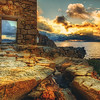 "<h2>The Ruins on the Coast</h2><br/>One early morning, Curtis and I woke up to drive to the other side of the island and explore these old ruins. I don't know if you can say that one set of ruins are in better shape than others, but these were still pretty awesome (even though they were in ruins)!<br/><br/>I did something a little different with the processing here, mostly related to adjusting the color of the shadows in Lightroom.<br/><br/>- Trey Ratcliff<br/><br/><a href=""http://www.stuckincustoms.com/2012/08/10/new-video-tutorial-released-for-beginners-and-intermediate-photographers/"" rel=""nofollow"">Click here to read the rest at the Stuck in Customs blog.</a>"