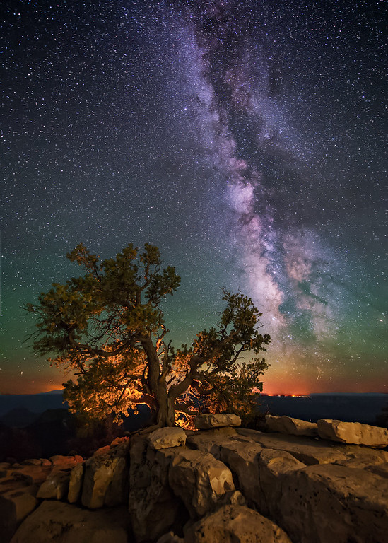 Grand Canyon, Bright Angel Point