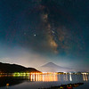 Mt. Fuji and the Milky Way