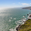 Looking North Along the California Coast