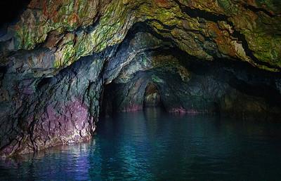 Painted Cave, Santa Cruz Island (Inner Caves)