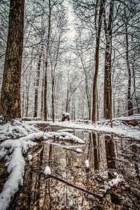 Snow Hike Drama