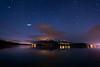 Iridium Flare Over Lake Dillon