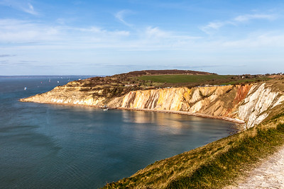 Alum Bay, Isle of Wight