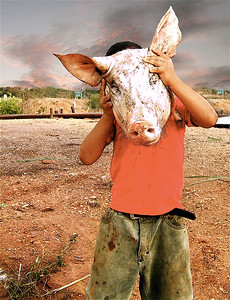 Lord of the Flies: Shot in rural Venezuela 2006