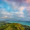 Sunrise Over Kailua (Hawaii)