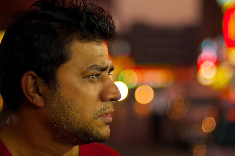 my photographer friend - Babar Swaleehen