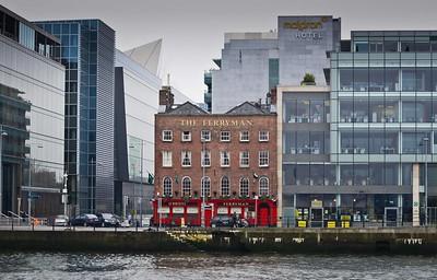 The Ferryman Pub, Dublin