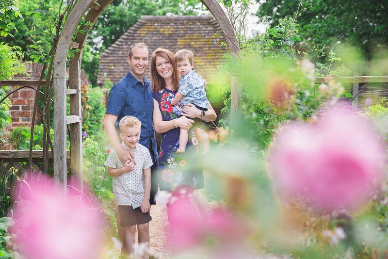 Family in Romsey