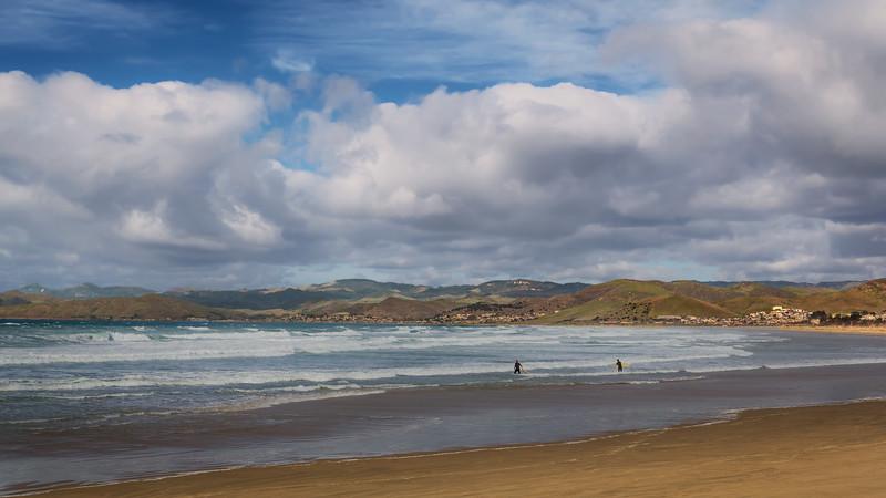 Morro Bay Surfers (California)