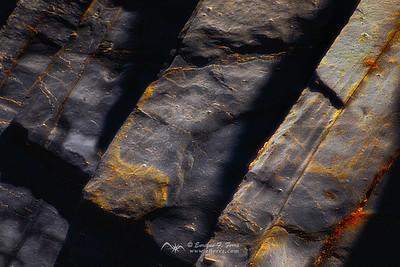Alien rocks II, Playa do Picón, Rías Altas, La Coruña, Galicia