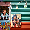 "<h2>The Artist Takes a Break</h2> <br/>In Buenos Aires, there is a very artsy area called La Boca.  It's filled with tiny little studios, restaurants, tango in the streets, and all kinds of life.  The colors are bright and vibrant, so, of course, I went crazy with my camera there.  While exploring, I found this cool artist's studio on the second floor of an interior section.  I had on my 24-70mm, and I was admiring her studio at f2.4.  Then, by luck, she came to the window to peer out.  I grabbed a quick one.<br/><br/>This was edited with Nik Software, so I took this opportunity to write a <a href=""http://www.stuckincustoms.com/nik-review/"">Nik Review</a> for y'all!  It's very cool software, and I have put a bunch of new images inside of there...  Many of them are ""in progress"", and might not show up in their final form on the blog for a few weeks.<br/><br/><a title=""The Artist Takes a Break, and a Nik Software Review (by Stuck in Customs)"" href=""http://www.flickr.com/photos/stuckincustoms/3533007280/""><img title=""The Artist Takes a Break, and a Nik Software Review (by Stuck in Customs)"" src=""http://farm3.static.flickr.com/2032/3533007280_86c622aee9_b.jpg"" alt=""The Artist Takes a Break, and a Nik Software Review (by Stuck in Customs)"" width=""900"" /></a><br/><br/>- Trey Ratcliff<br/><br/><a href=""http://www.stuckincustoms.com/2009/05/15/the-artist-takes-a-break-and-a-nik-software-review/"" rel=""nofollow"">Click here to read the rest of this post at the Stuck in Customs blog.</a>"