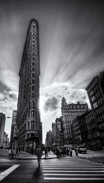 "<h2>The Edges of the Flatiron (and yes, B&W HDRs are fun!)</h2> <br/>This is the famous Flatiron building in NYC.  I shot it a few weeks ago when I was scouting the location for the book party.<br/><br/>One of the topics we will cover in the <a rel=""nofollow"" href=""http://photofocus.com/2009/12/10/hdr-workshop-wtrey-ratcliff-scott-bourne/"">HDR Workshop with Scott Bourne</a> in Florida is the topic of creating HDRs in Black and White.  I also have a new article coming out soon about that very subject on Scott's blog.  I'll be sure to give everyone a heads up before that hits! :)<br/><br/>- Trey Ratcliff<br/><br/><a href=""http://www.stuckincustoms.com/2009/12/19/the-edges-of-the-flatiron-and-yes-bw-hdrs-are-fun/"" rel=""nofollow"">Click here to read the rest of this post at the Stuck in Customs blog.</a>"