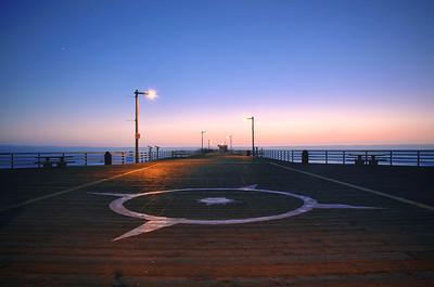 'Evening On The Pier' ~ Pismo Beach, CA
