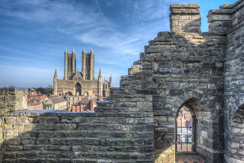 Lincoln Cathedral ~ 8702H9