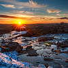 """<h2>Over the Top of Iceland</h2> <br/>When I am by myself for weeks on end, I think I probably make bad decisions.  I lose all sense of perspective and what is """"normal"""".  I can't decide if this is a good or bad thing...  I guess some of both. <br/><br/>Anyway, I was driving along the coast in NE Iceland along the fjords.  It was about 11 PM and the sun was setting.  I was about to lose it behind the mountains, and then I saw a dirt road that went right up one of the mountains ... <br/><br/> - Trey Ratcliff <br/><br/>Read the rest of this post at the <a href=""""http://www.stuckincustoms.com/2010/06/30/over-the-top-of-iceland/"""">Stuck in Customs blog.</a>"""