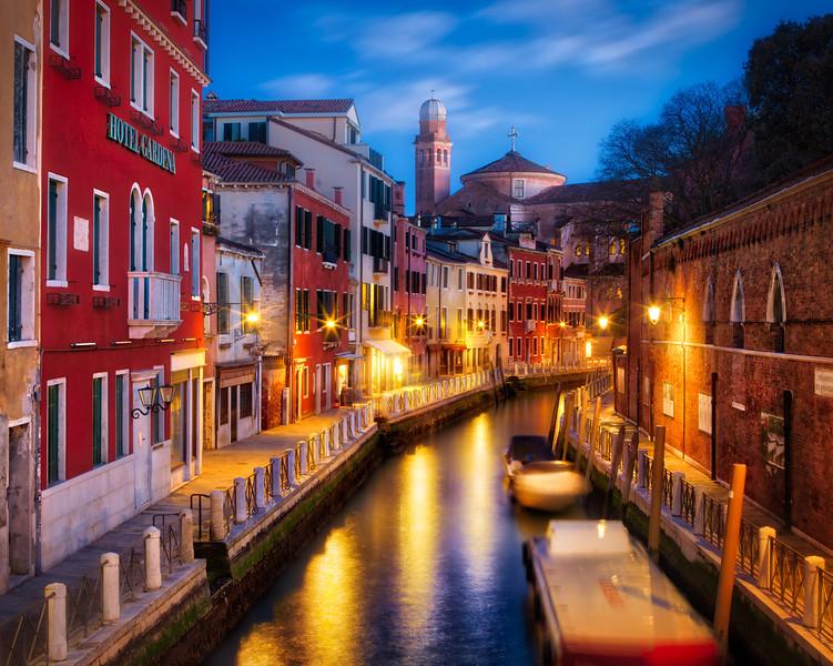 My Last Night In Venice