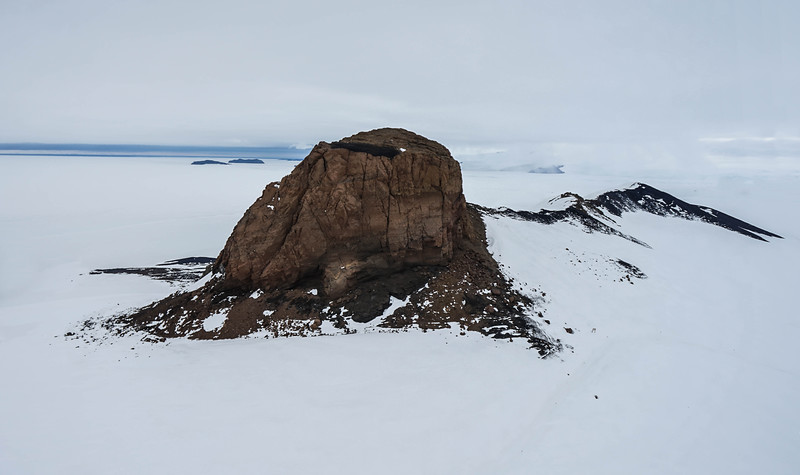Desolation In Antartica