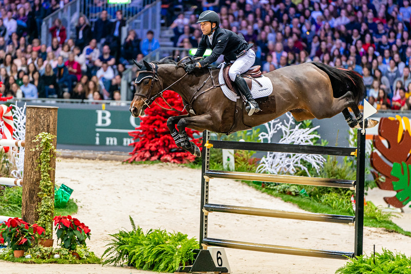 Kent Farrington on Austria 2 winning the Top 10 Class at the CHI Geneva Rolex Grand Slam 2019