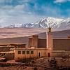 A Mosque in the Atlas Mountains