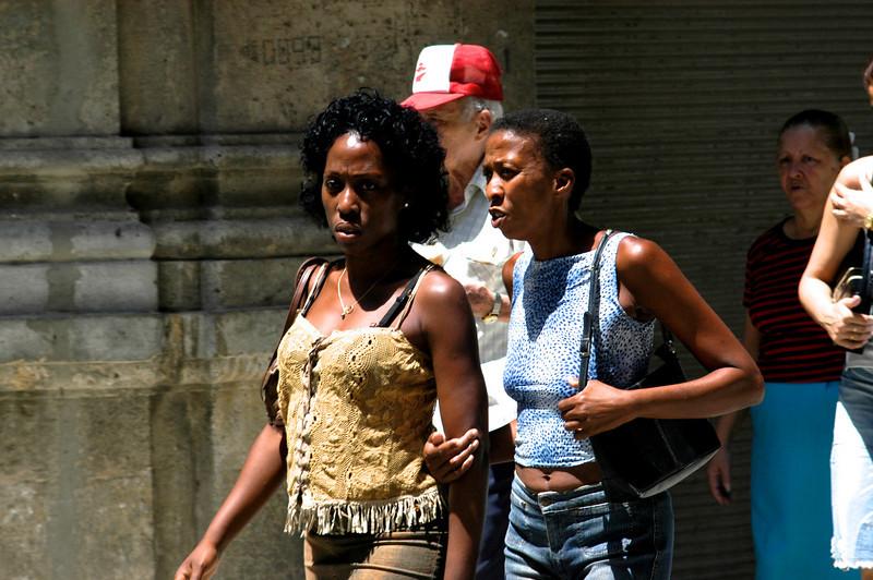 Hot Day, Habana