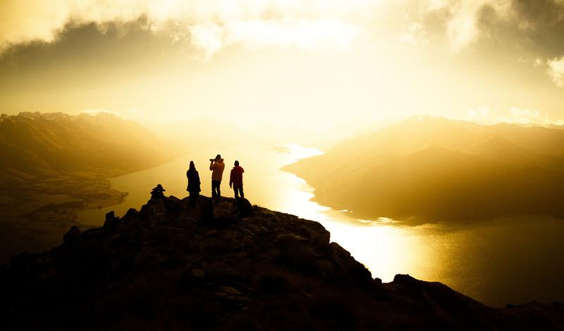 Exploring The High Mountains