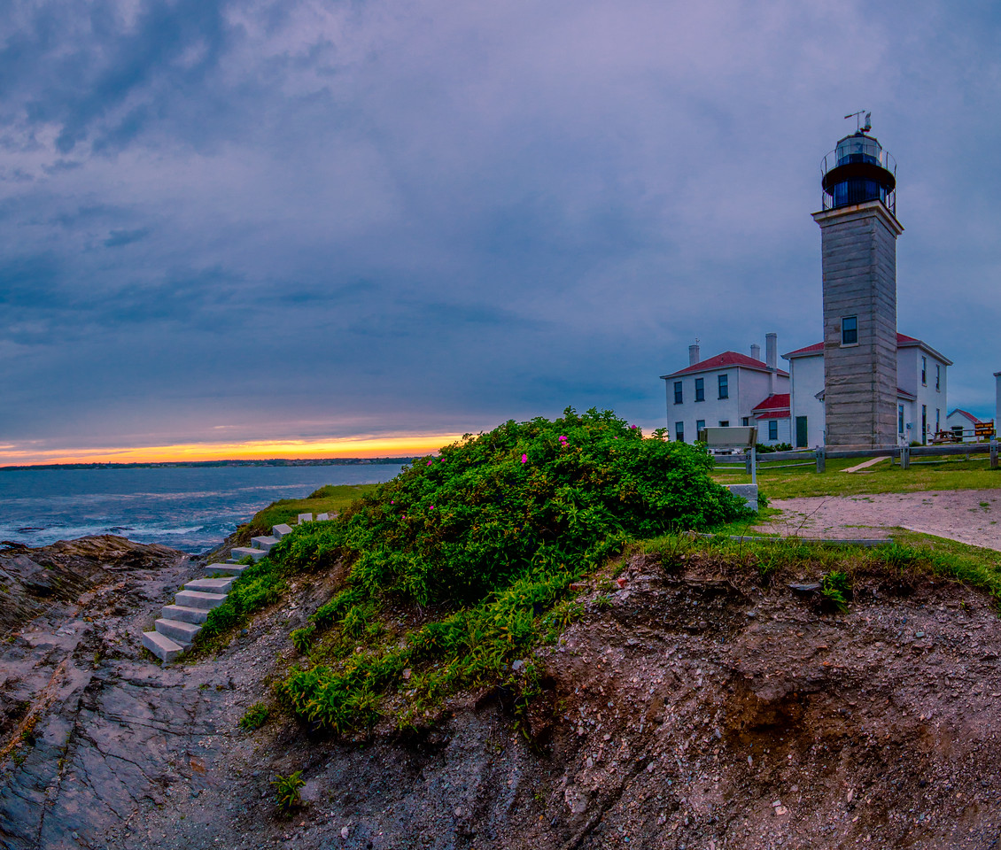 Jamestown Lighthouse