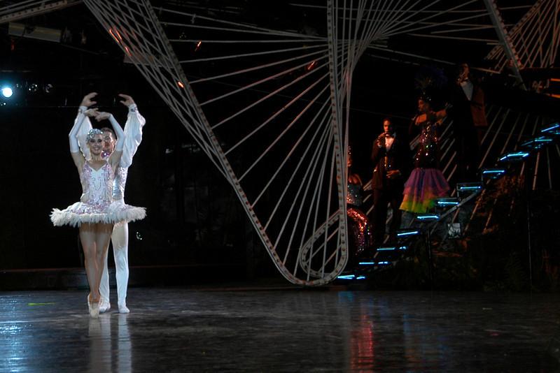 Tropicana Nightclub Ballet