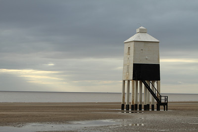Berrow lighthouse