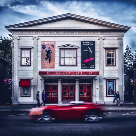 The Royal George Theatre - Niagara-on-the-Lake