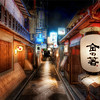 "<h2>Finding Dinner in the Alleys of Kyoto</h2> <br/>After exploring an area (and era!) of ancient temples in Kyoto, I was absolutely starving.  I tend to get in a ""shooting mode"" where I do not undertake basic human necessities like eating, sleeping, and making regular bathroom breaks.  In fact, Nikon makes this great set of diapers you should try.  They're Japanese so there are little buttons that dispose of everything and leave you fresh as a daisy.  Anyway, after shooting, I headed down into the old part of Kyoto to find a traditional Japanese dinner.  I sat there for a long time, enjoying myself thoroughly.<br/><br/>- Trey Ratcliff<br/><br/><a href=""http://www.stuckincustoms.com/2009/12/01/twitter-contest-is-live-and-finding-dinner-in-the-alleys-of-kyoto/"" rel=""nofollow"">Click here to read the rest of this post at the Stuck in Customs blog.</a>"