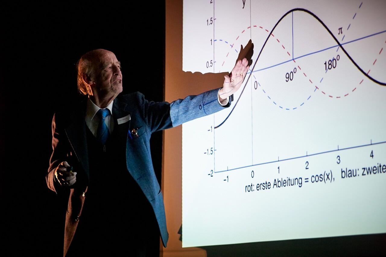 Prof. Dr. ETH Jörg Waldvogel 1. Internationales Jost-Bürgi-Symposium
