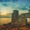 "<h2>The Ruins of the old Copper Mine</h2> <br/>Here's another view of the ruins at sunrise. I was down on the island for about two weeks, and it was very nice to have a guaranteed nice sunrise every morning! The skies were never dull… always clouds and drama. I don't know if it is like that 365 mornings a year, but it definitely was in the middle of the summer!<br/><br/>- Trey Ratcliff<br/><br/><a href=""http://www.stuckincustoms.com/2013/02/28/the-ruins-of-the-old-copper-mine/"" rel=""nofollow"">Click here to read the rest of this post at the Stuck in Customs blog.</a>"
