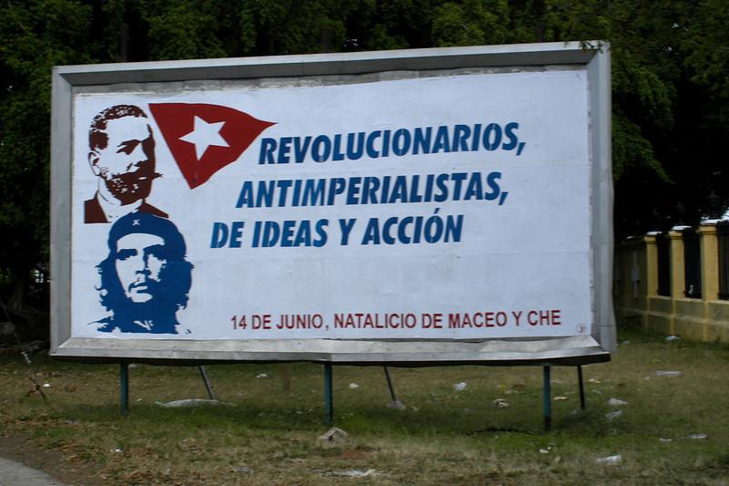 Government Billboard