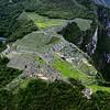 Machu Picchu From Huayna Picchu 2 - Machi Picchu Peru