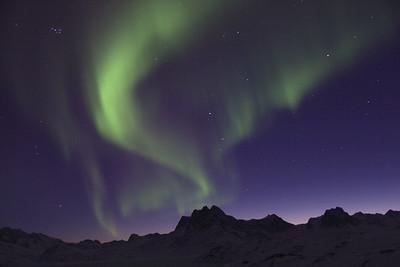 34 Northern Lights