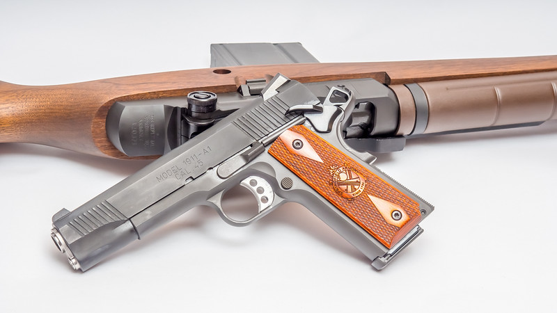 Springfield_M1_and_1911