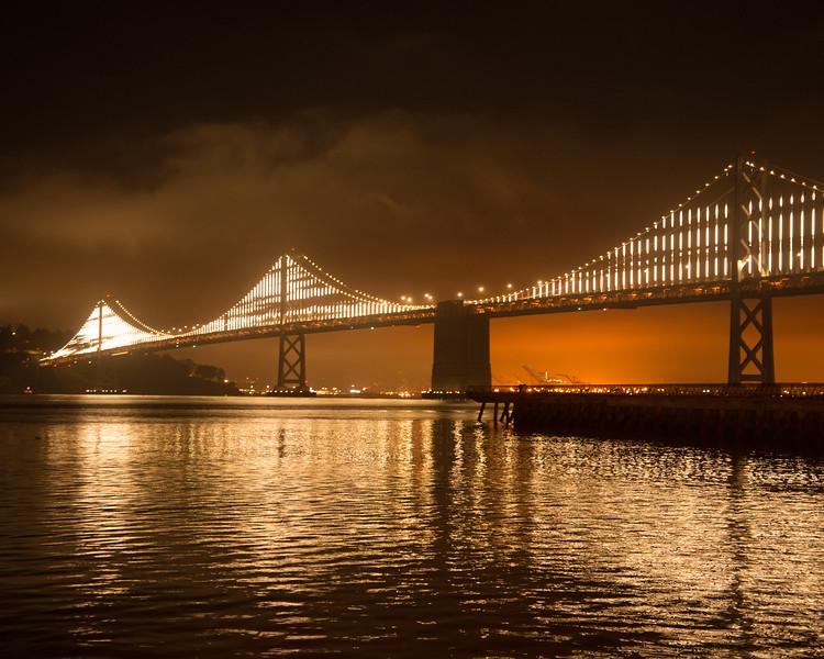 Bay Bridge San Fran