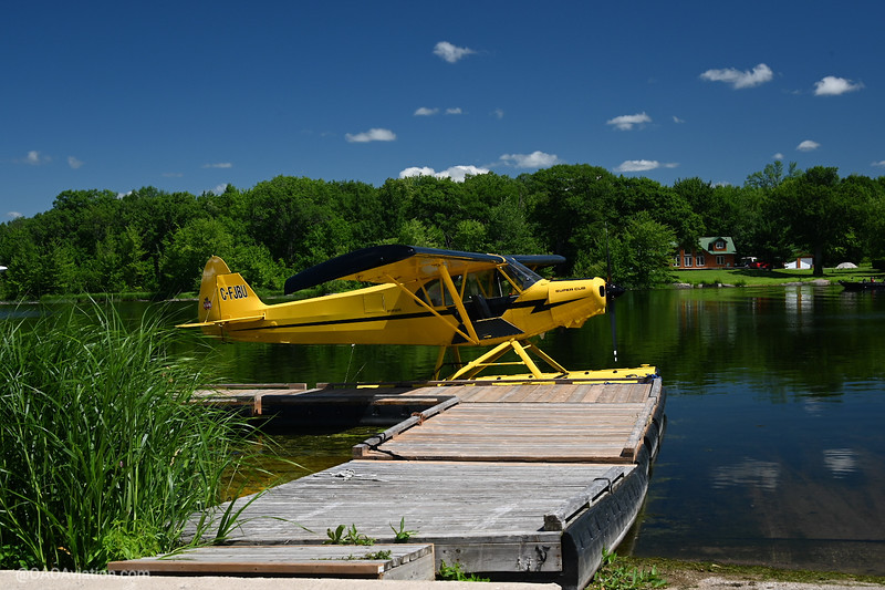Airplane, float plane, seaplane,