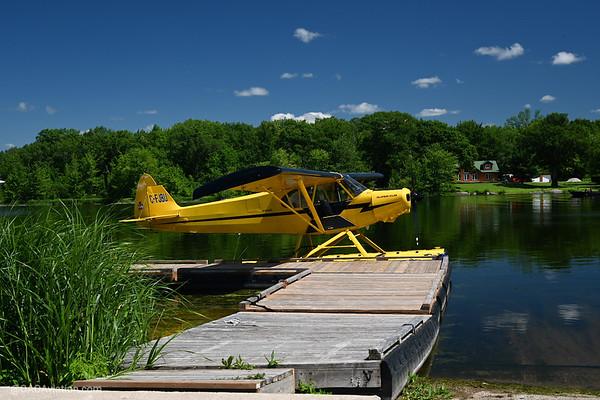 Airplane, float plane, seaplane,