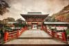 The Yutoku Inari Shrine