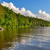 Calm Lake Scene
