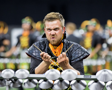 Carolina Crown - 2018 DCI World Championship Prelims. August 9, 2018 -  © Jason Porter Media