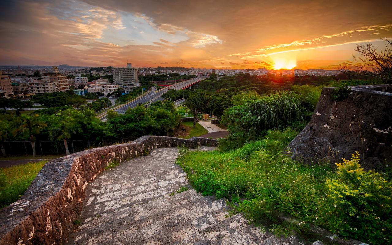 Urasoe Sunrise